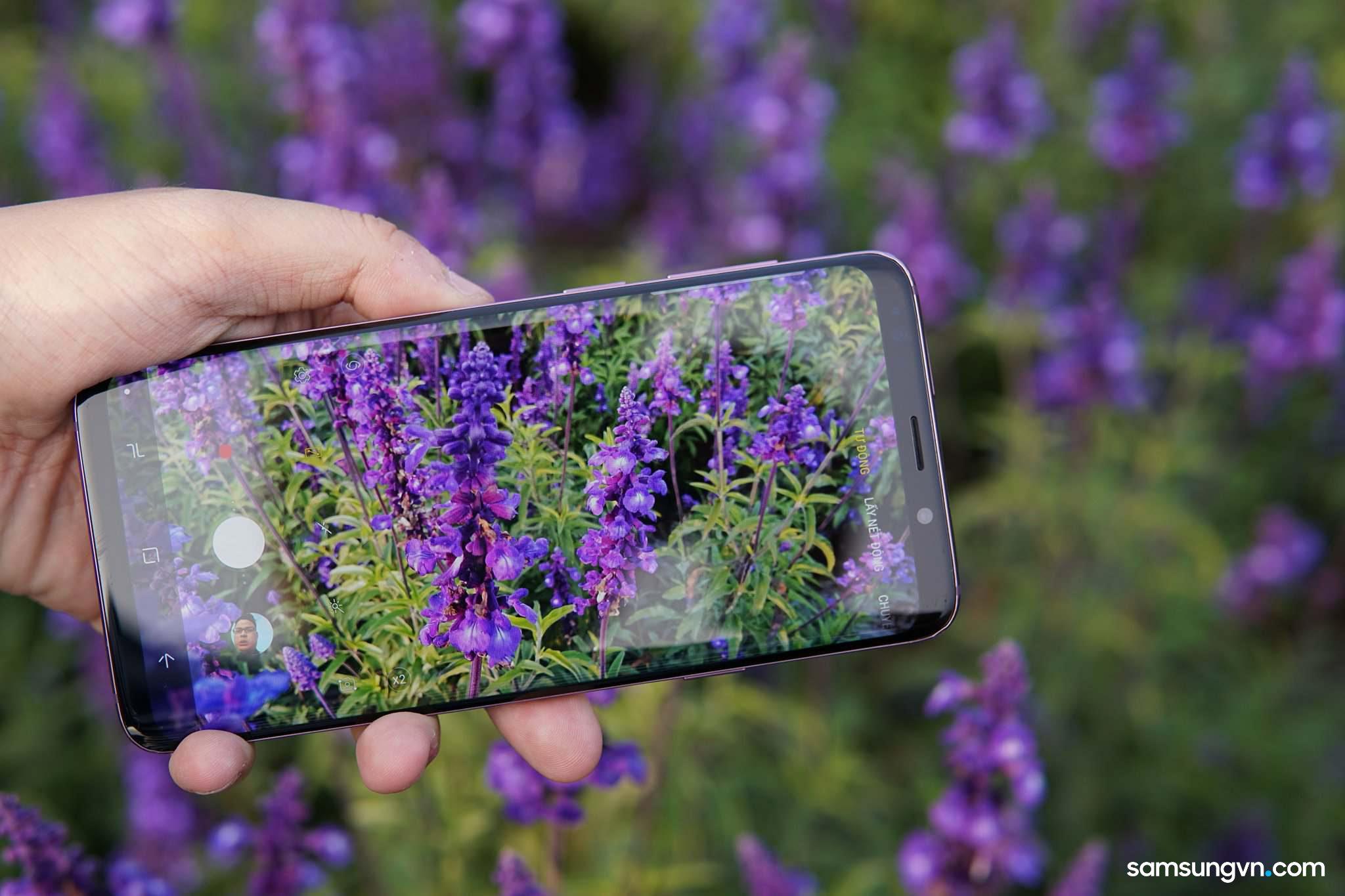 Làm sao để tận dụng tốt hơn chụp ảnh hai khẩu độ của Galaxy S9 | S9+