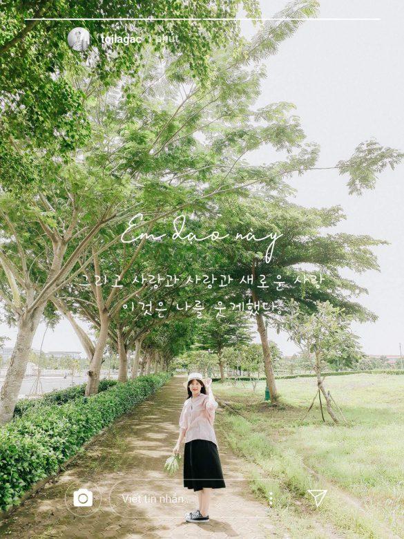 """Bộ ảnh """"Em dạo này – 나는 걷고있다"""" với Galaxy J7 Prime"""