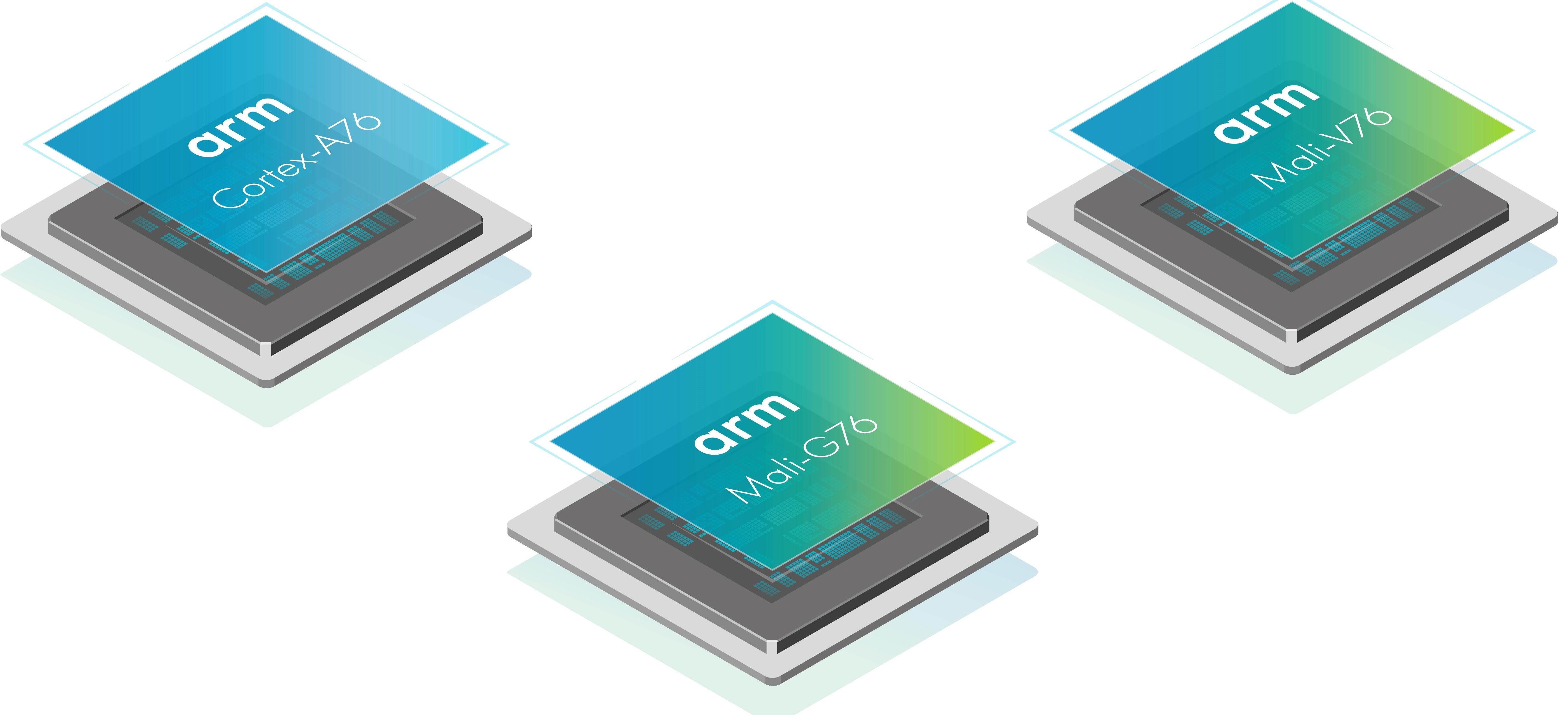 ARM giới thiệu Cortex-A76 & Mali-G76, sẽ có mặt trên Samsung Exynos cho Galaxy S10?