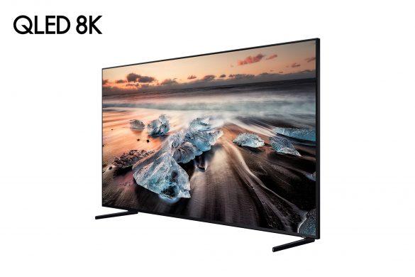 Samsung chính thức ra mắt TV 8K QLED đầu tiên tại IFA 2018