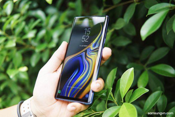 Mở hộp và chia sẻ trải nghiệm Galaxy Note9: một siêu phẩm dành cho Note Fan