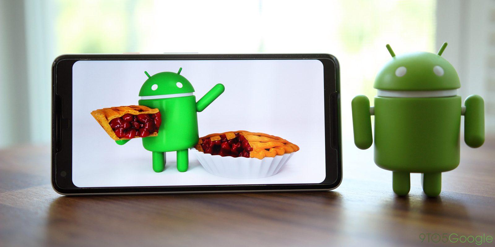 Google chính thức phát hành Android 9 Pie: vẫn còn thiếu nhiều tính năng