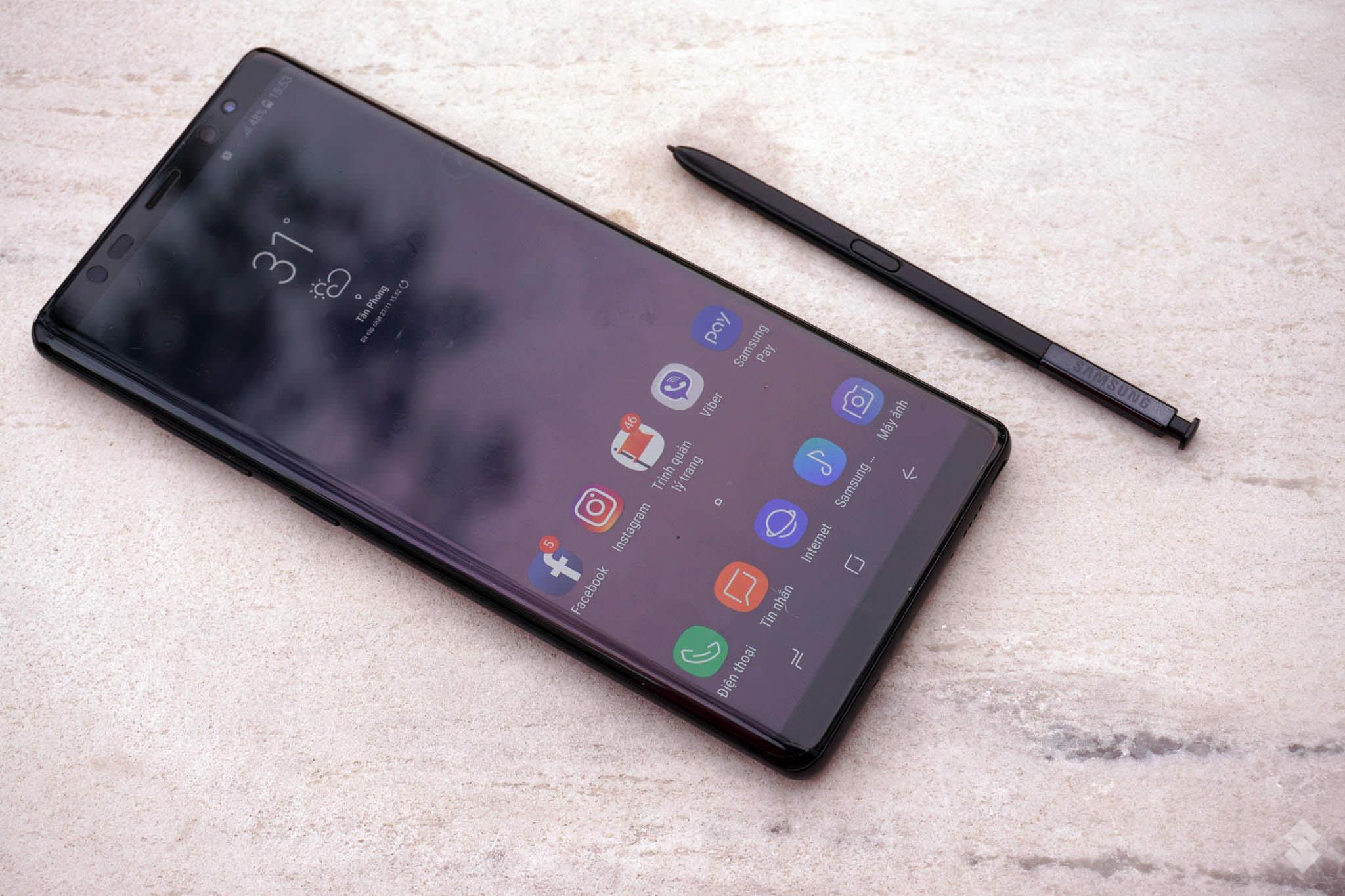 Galaxy Note8 – Khi đã yêu thì không thể từ bỏ được!