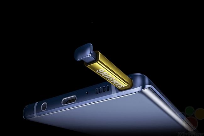 Rỏ rỉ tài liệu quảng cáo Galaxy Note mới: camera AI, bút S Pen bluetooth …