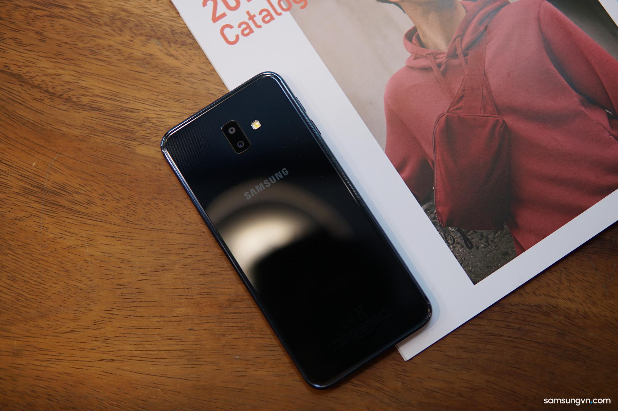 Đánh giá Galaxy J6+: thiết kế đẹp, màn hình tràn viền, camera kép tốt nhất trong phân khúc giá