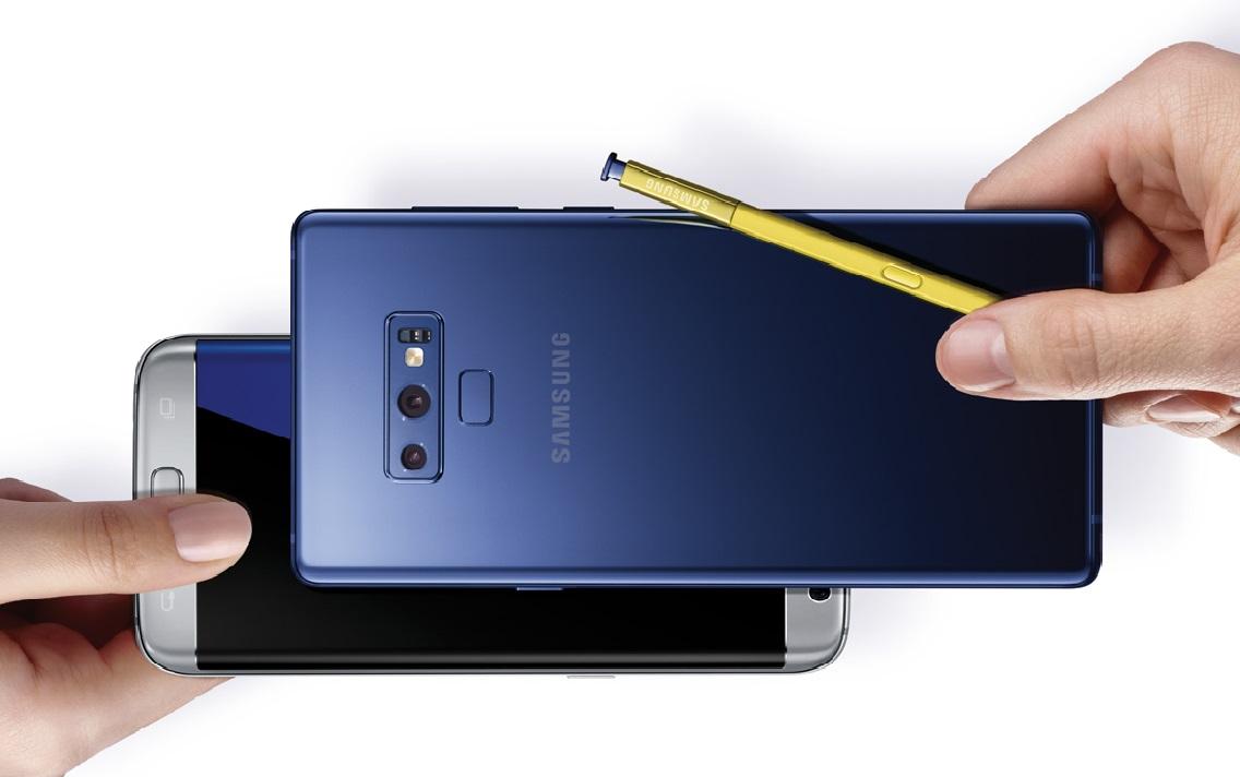 """""""Lên đời siêu phẩm"""" Galaxy Note9: mở rộng thêm thiết bị, tiết kiệm đến hơn 10 triệu"""