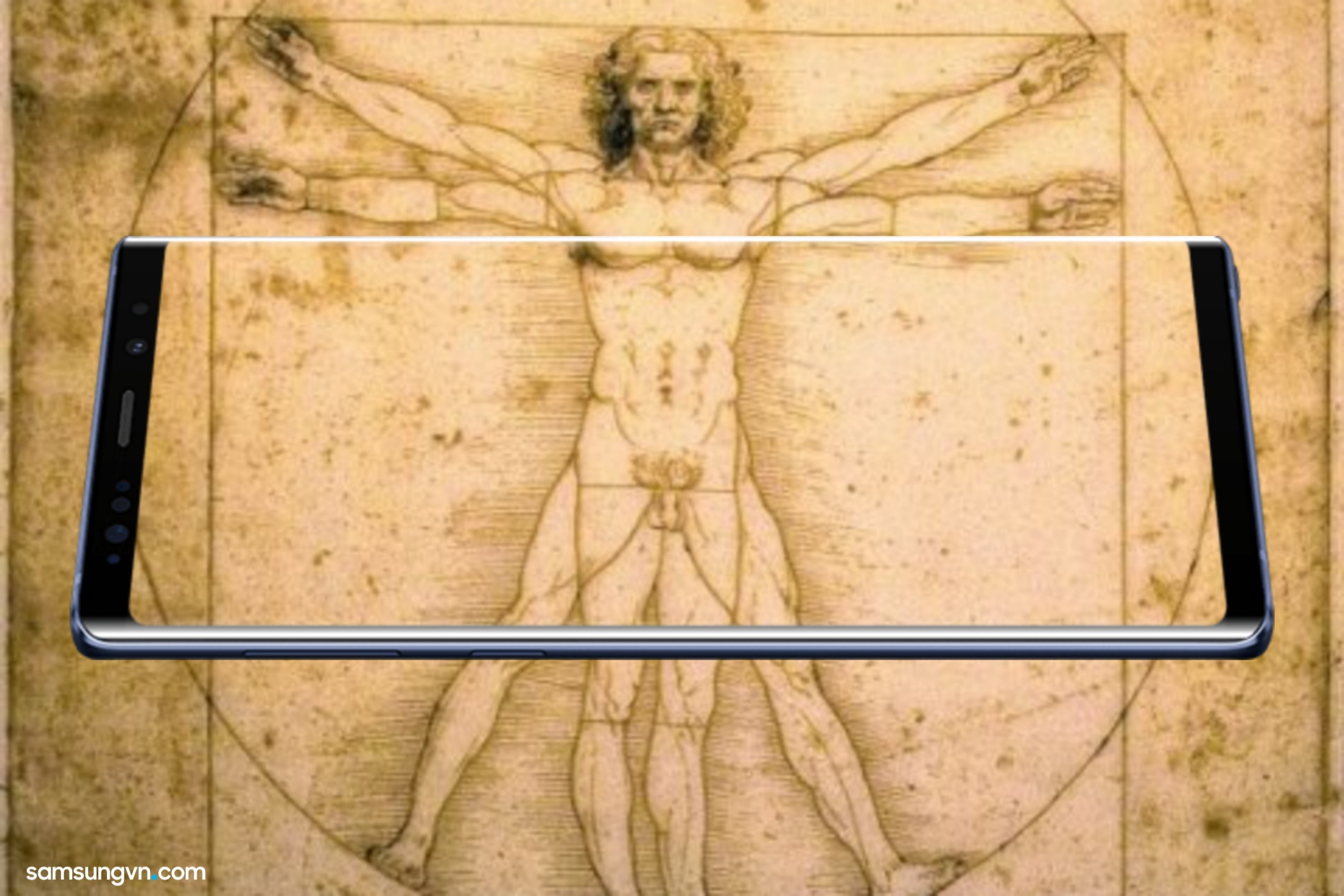 """Mã dự án của Galaxy Note10 là """"Da Vinci""""?"""