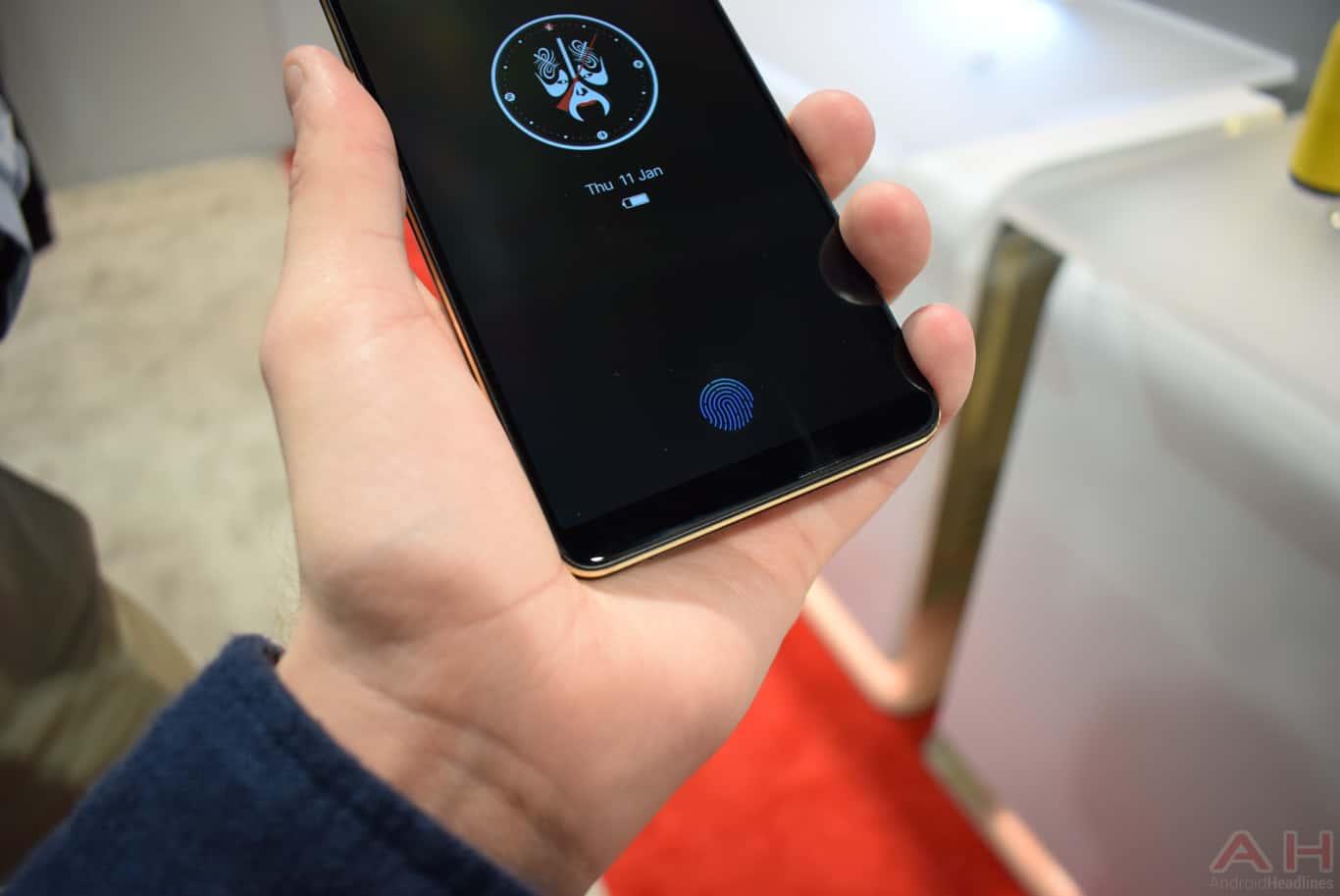 """Galaxy S10 sẽ có vân tay trong màn hình """"xịn"""" & an toàn nhất từ Qualcomm"""