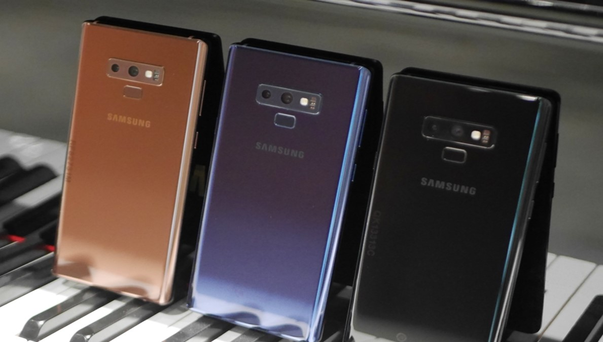 Galaxy Note9 được Tạp chí danh tiếng Consumer Reports đánh giá là chiếc smartphone tốt nhất hiện nay