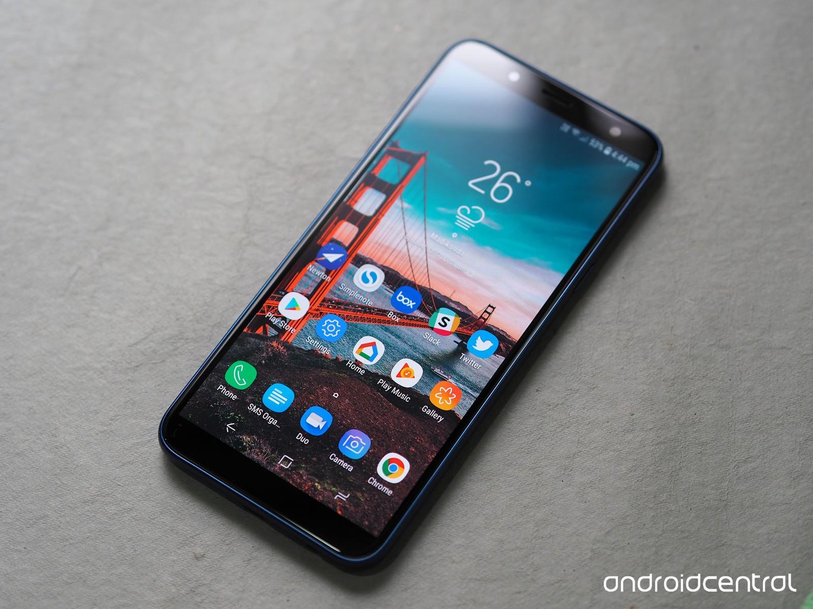 Galaxy J6 Prime và J4 Plus sẽ là 2 smartphone tiếp theo của Samsung?