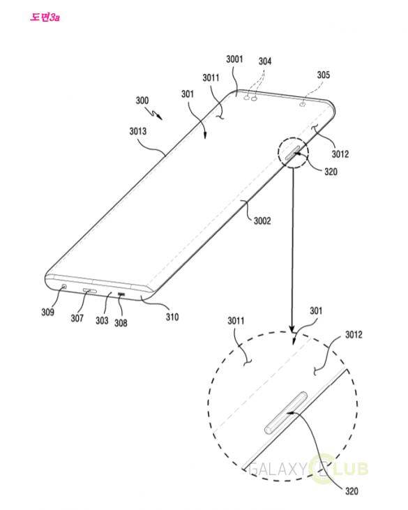 Samsung sẽ sản xuất điện thoại Màn hình tai thỏ trên cạnh cong?