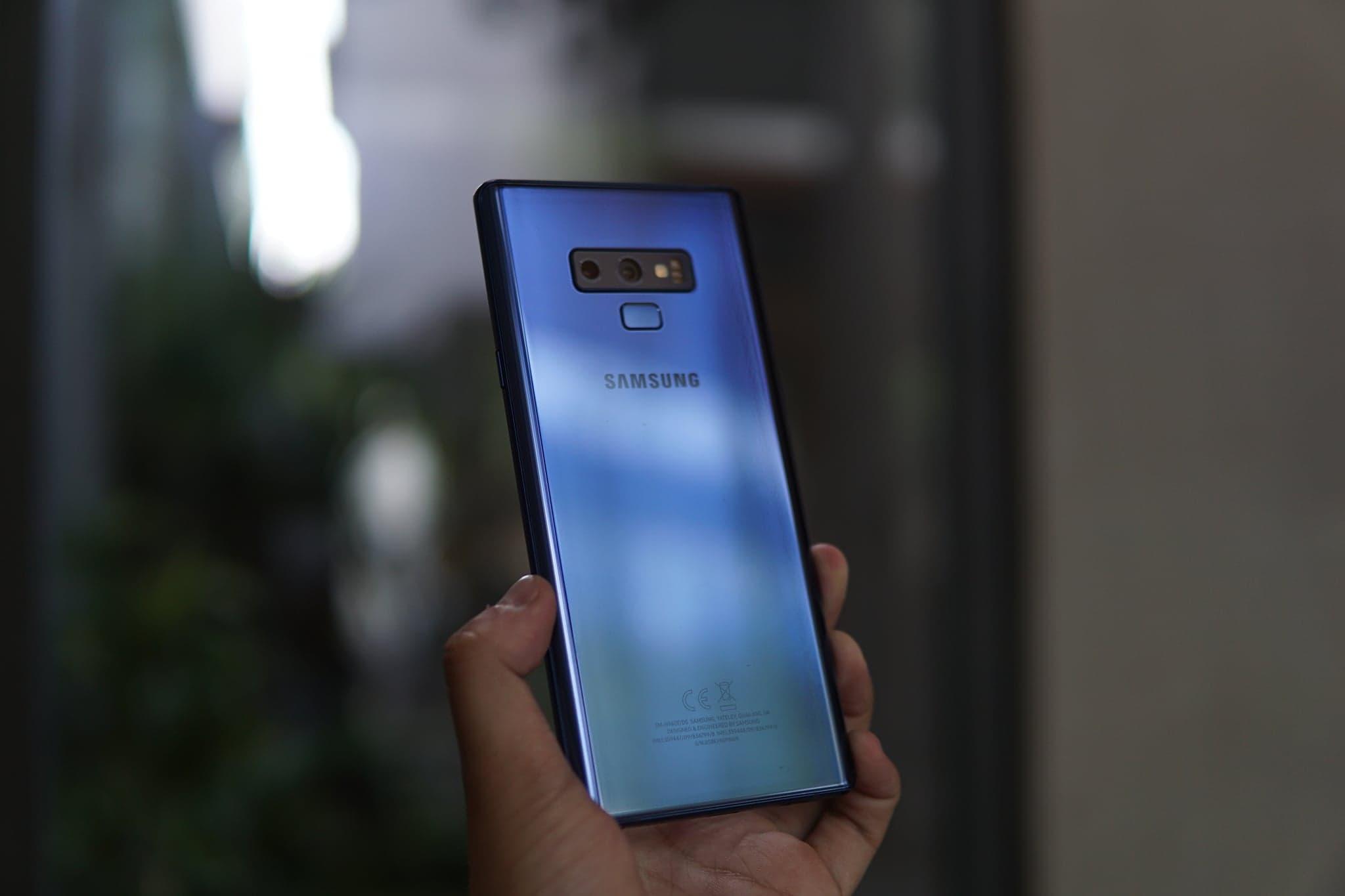 Lên đời siêu phẩm Galaxy Note9 – tiết kiệm lên đến hơn 10 triệu đồng