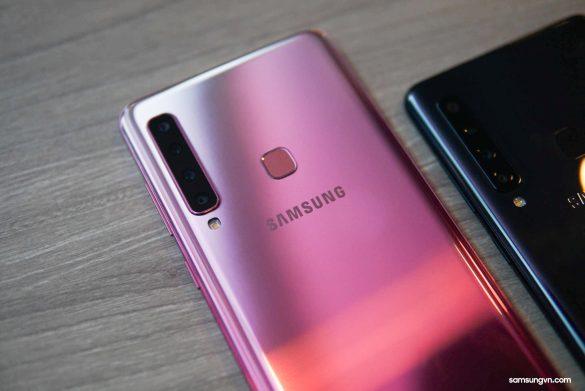 Trên tay Samsung Galaxy A9: Samsung lần nữa tiên phong với smartphone 4 camera đầu tiên Thế giới