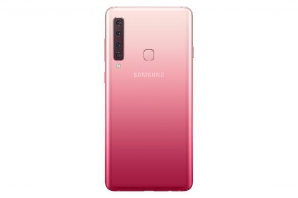 Samsung chính thức ra mắt Galaxy A9 – chiếc smartphone có 4 camera sau đầu tiên trên Thế giới