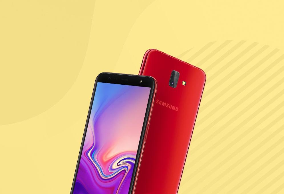 Gói Ưu đãi hấp dẫn khi mua Samsung Galaxy J6+ & Galaxy J4+
