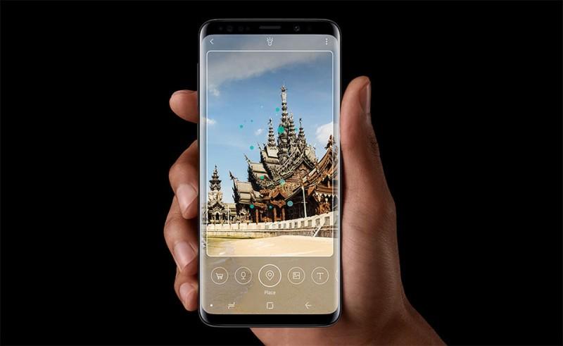 Máy Samsung Galaxy trong tương lai sẽ điều hướng bằng cảm ứng lực, bóp cạnh sản phẩm?
