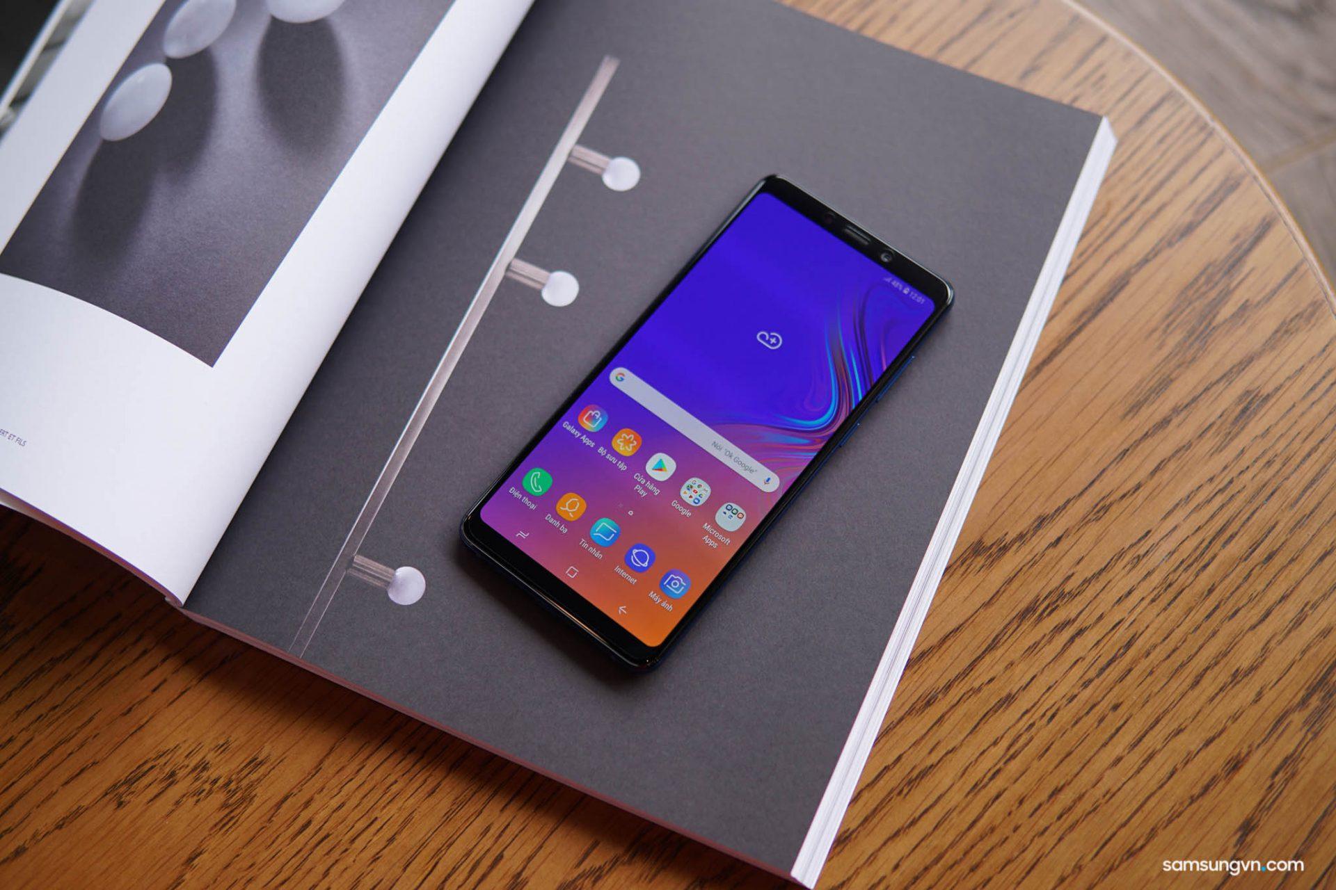 Samsung sẽ ra mắt 10 con Galaxy A trong nửa đầu năm 2019