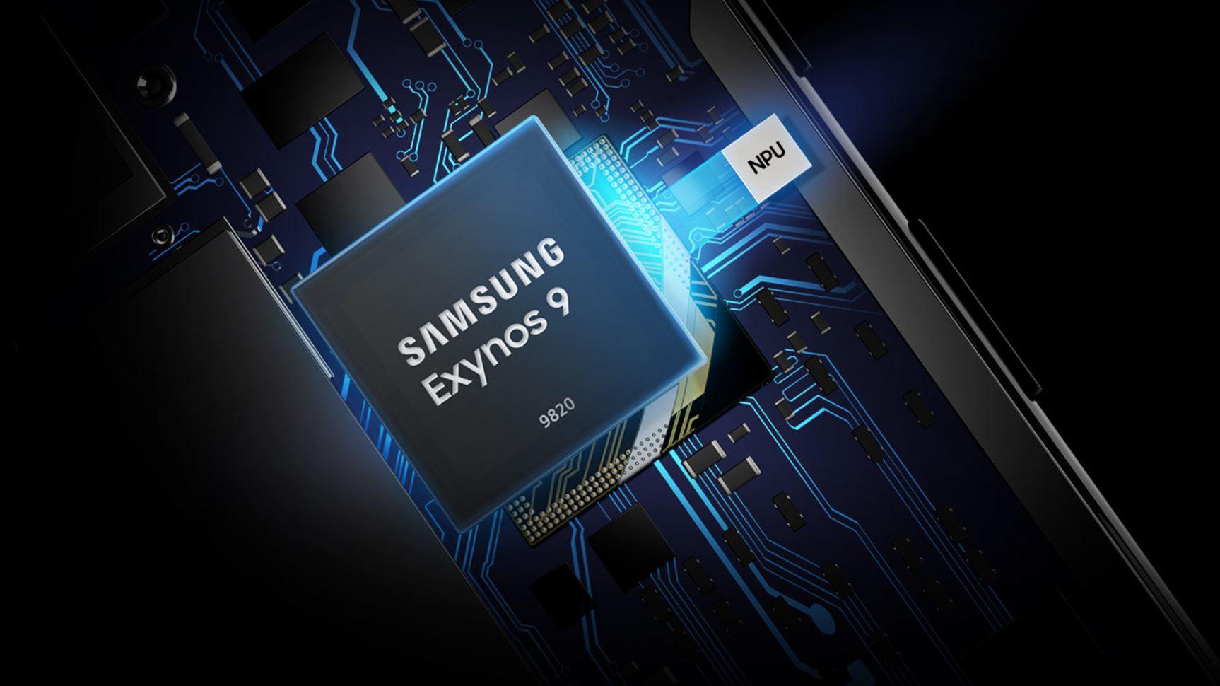 Exynos 9820 chính thức ra mắt: 8nm LPP FinFET, tối ưu AI, Gaming và tốc độ internet