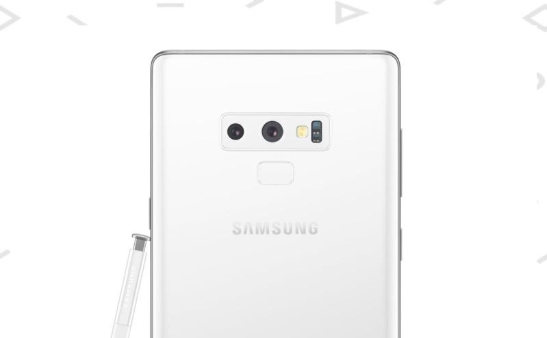 Galaxy Note9 màu trắng sắp được Samsung giới thiệu