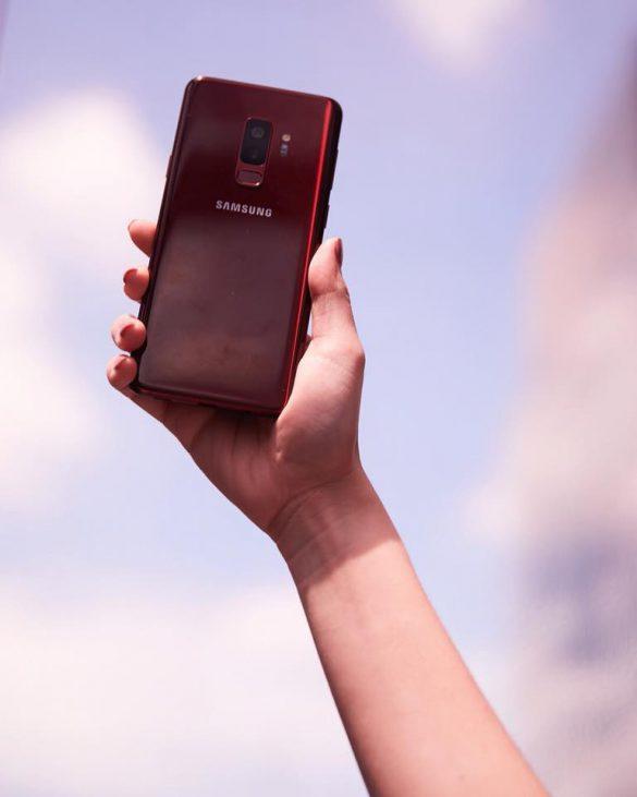 Samsung giới thiệu Galaxy S9+ Vang đỏ – Phiên bản dành cho mùa Lễ hội