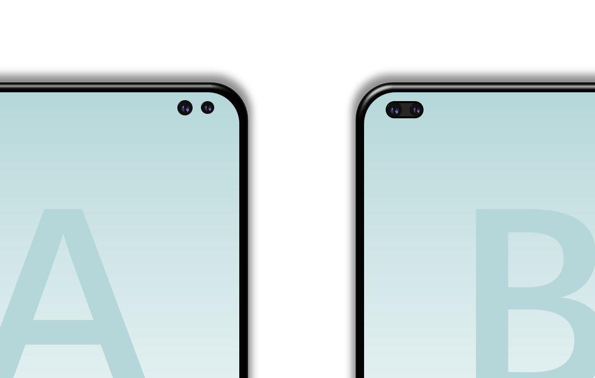 """Galaxy S10+ sẽ có """"nốt ruồi"""" lớn hơn vì có camera selfie kép"""