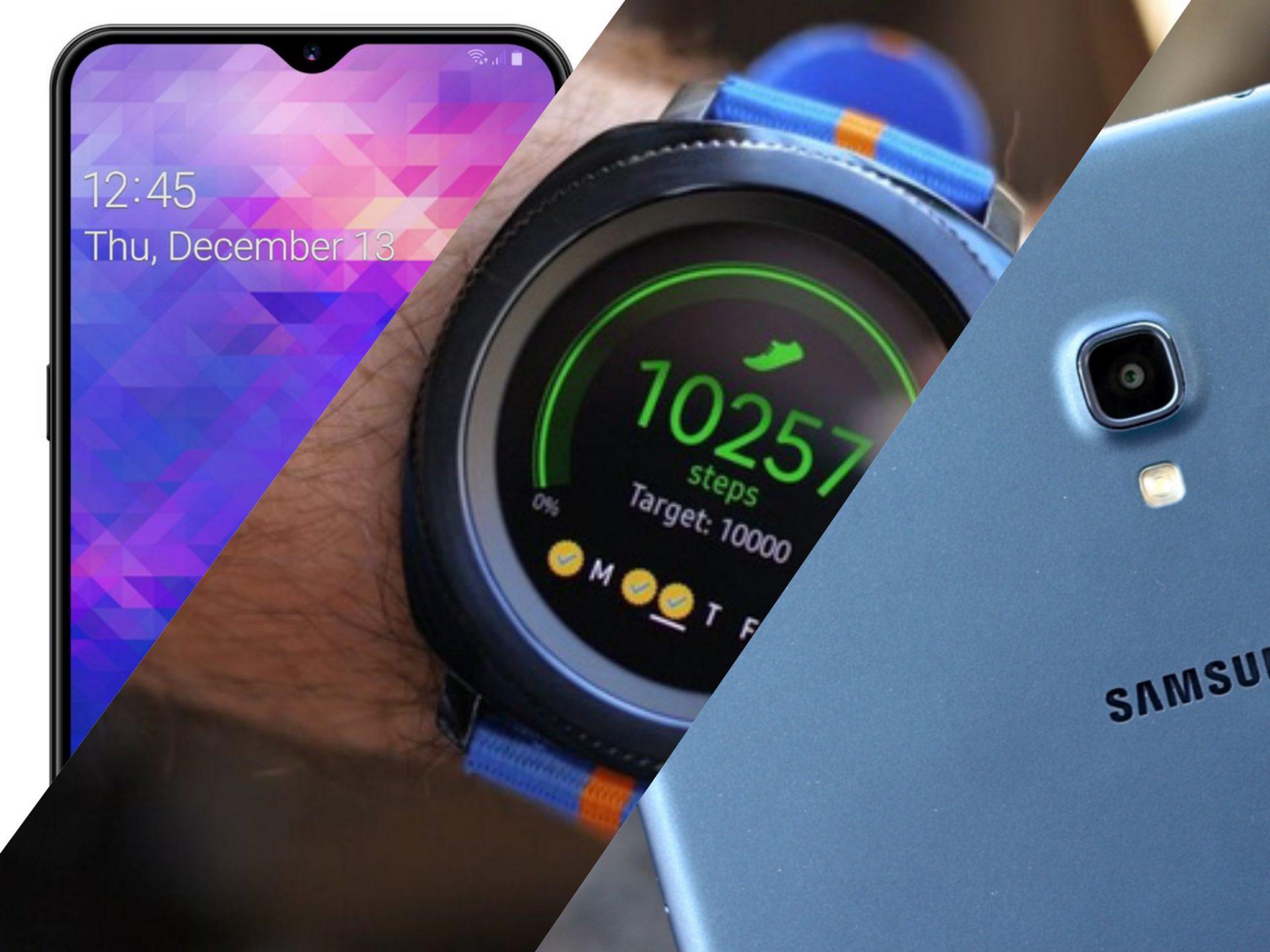 Loạt sản phẩm điện thoại, máy tính bảng, đồng hồ thông minh mới của Samsung chuẩn bị ra mắt 2019 lộ diện
