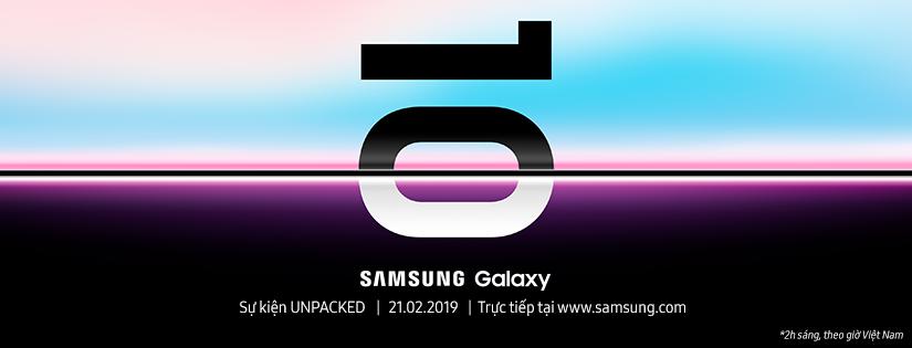 Samsung Galaxy mới sẽ ra mắt vào lúc 2h ngày 21/02/2019 tại Mỹ và những dự đoán từ fans