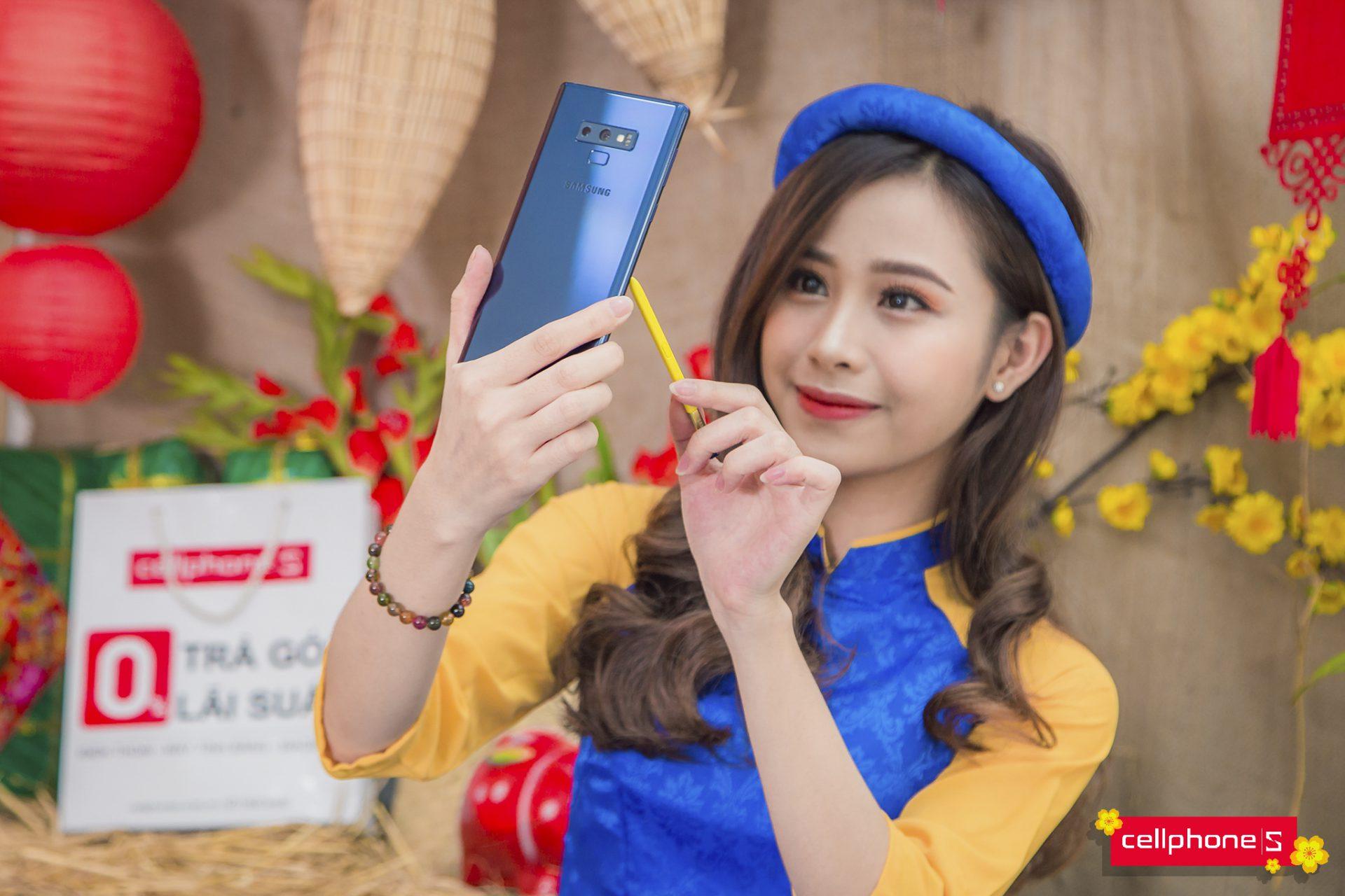 Đón Tết về – Săn khuyến mãi cực phê các sản phẩm Samsung Galaxy tại CellphoneS