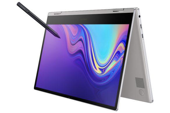 [CES 2019] Samsung giới thiệu Notebook 9 Pro: máy tính xách tay cao cấp thiết kế gợi nhớ Galaxy Note3 một thời?