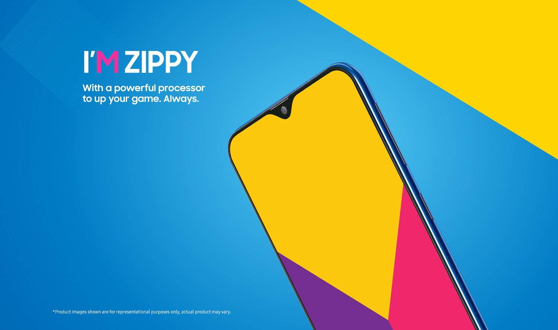 Lộ diện Galaxy M: màn hình giọt nước, pin khủng, camera kép, USB TypeC sạc nhanh, giá dưới 5 triệu đồng