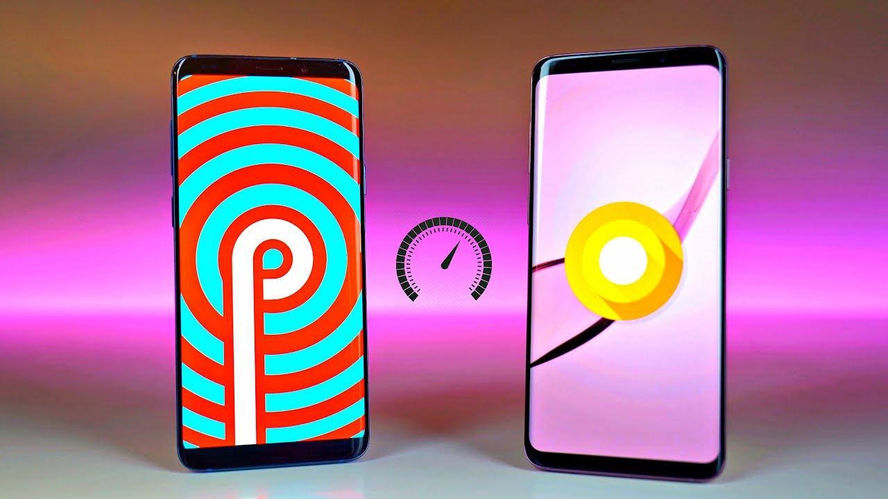 Giao diện One UI (Pie) và Samsung Experience 9 (Oreo) có gì khác nhau?