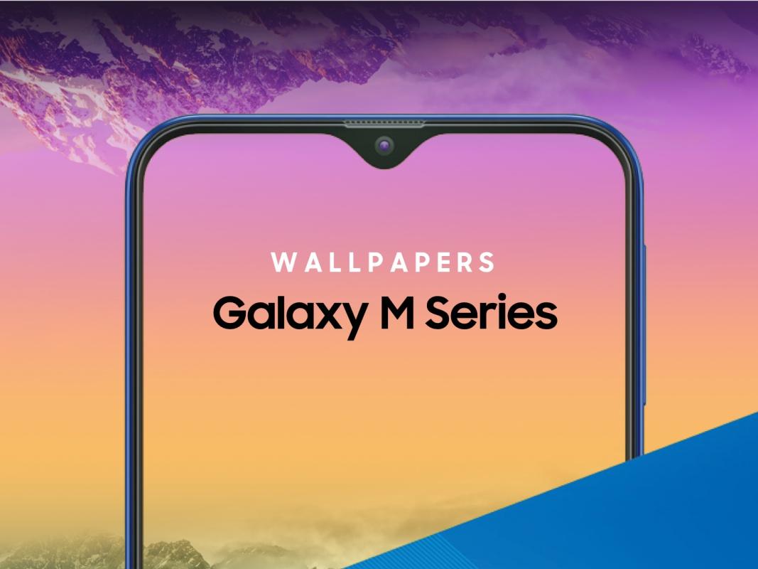 Mời tải Bộ ảnh nền Galaxy M20 (Walpapers Galaxy M20)