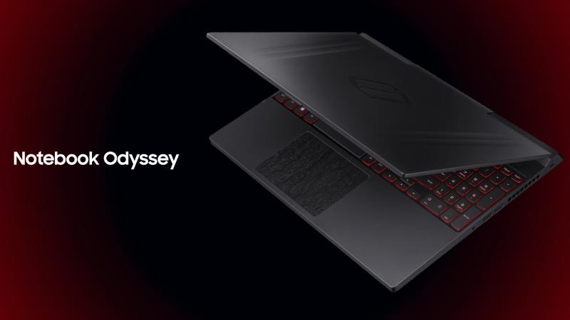 [CES 2019] Samsung giới thiệu laptop gaming mới Notebook Odyssey 2019: màn 144Hz, GPU RTX2080 …