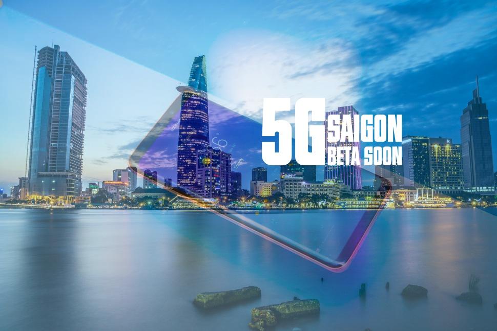Mạng 5G sắp được thử nghiệm tại Tp. Hồ Chí Minh