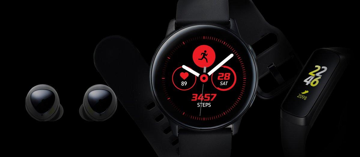 """Samsung """"vô tình"""" tiết lộ loạt đồng hồ, vòng đeo thông minh mới ra mắt cùng Galaxy S10"""