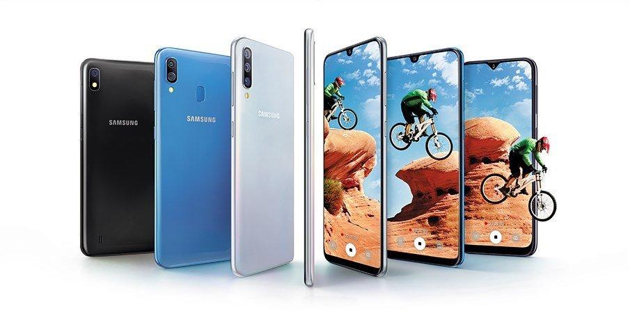Samsung nhá hàng bộ 3 Galaxy A mới A10, A30 & Galaxy A50: màn Infinity U AMOLED, sạc nhanh, 3 camera …