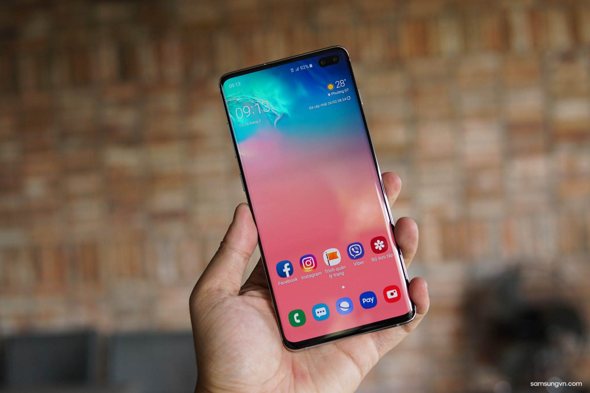"""Samsung có thể sẽ xuất xưởng 10 triệu chiếc Galaxy S10 tháng này vì """"Bán chạy"""" ở nhiều nước trên Thế giới"""
