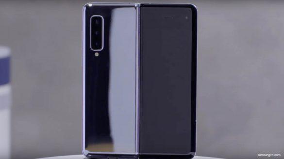 Cận cảnh Siêu phẩm đến từ tương lai Samsung Galaxy Fold