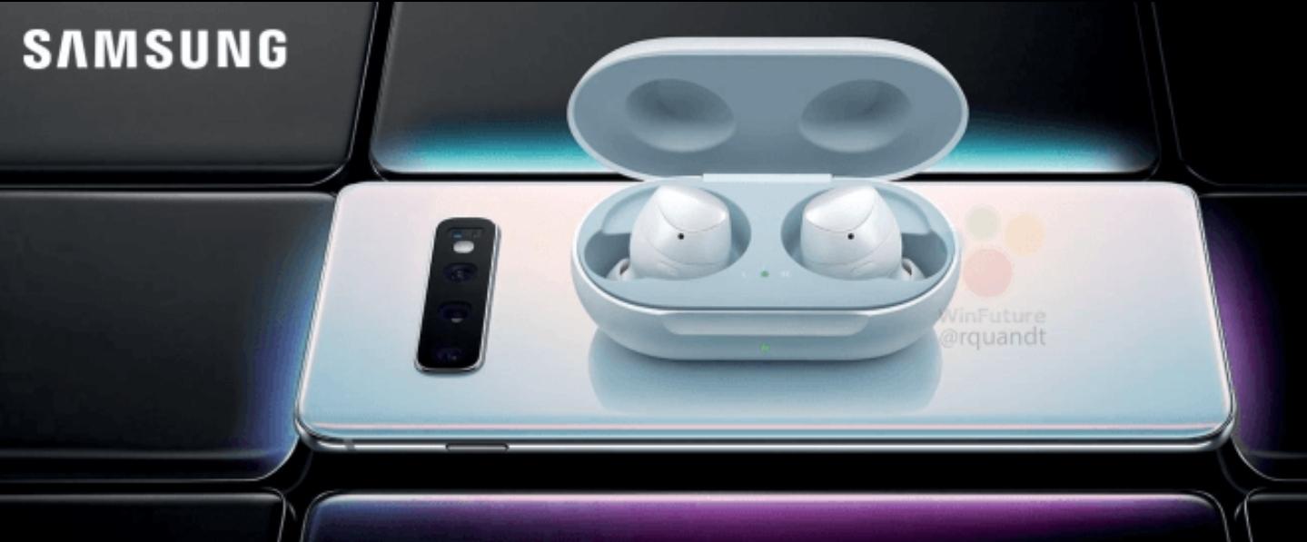 Galaxy S10 có thể sạc không dây cho chiếc  tai nghe Galaxy Buds?