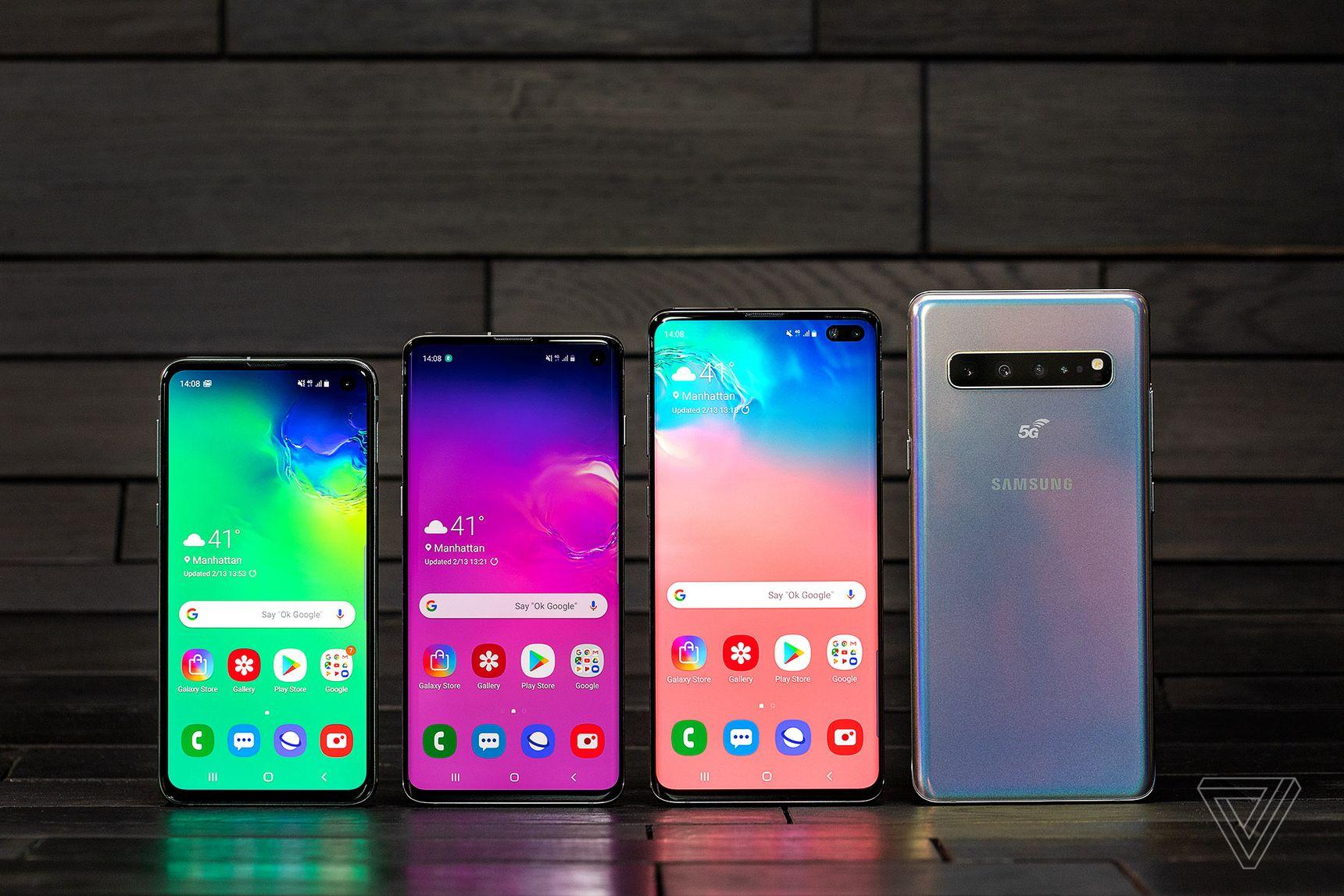 Trên tay bộ tứ Galaxy S10, S10+, S10e, S10 5G: màn hình tràn viền mới, camera đẳng cấp, vân tay siêu âm, chia sẻ pin không dây ấn tượng!