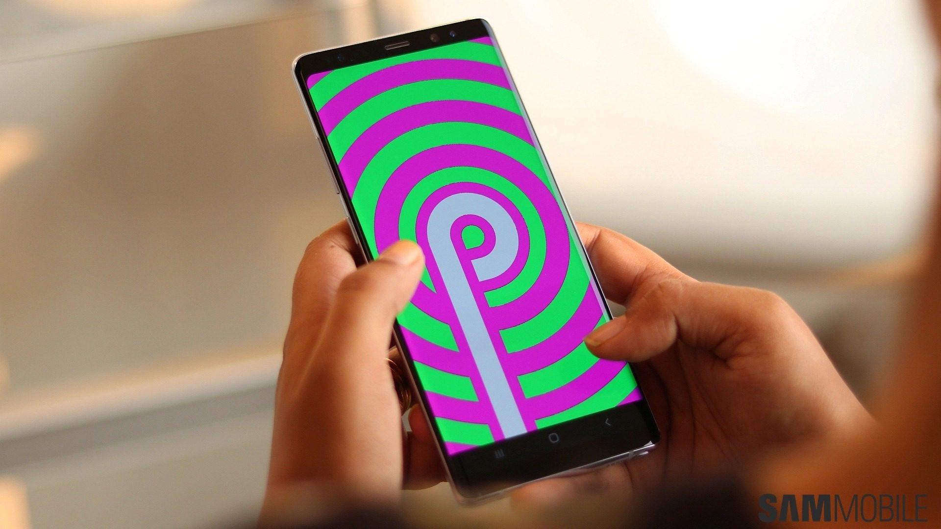 Hướng dẫn Cập nhật Android 9 Beta (One UI) cho Galaxy Note8: đã có Beta4
