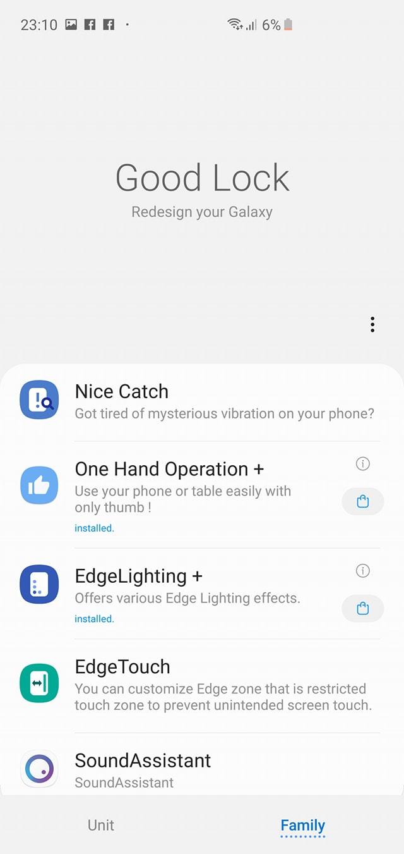 Cập nhật tháng 5/2019] Good Lock 2019: hỗ trợ tốt cho One UI, nhiều