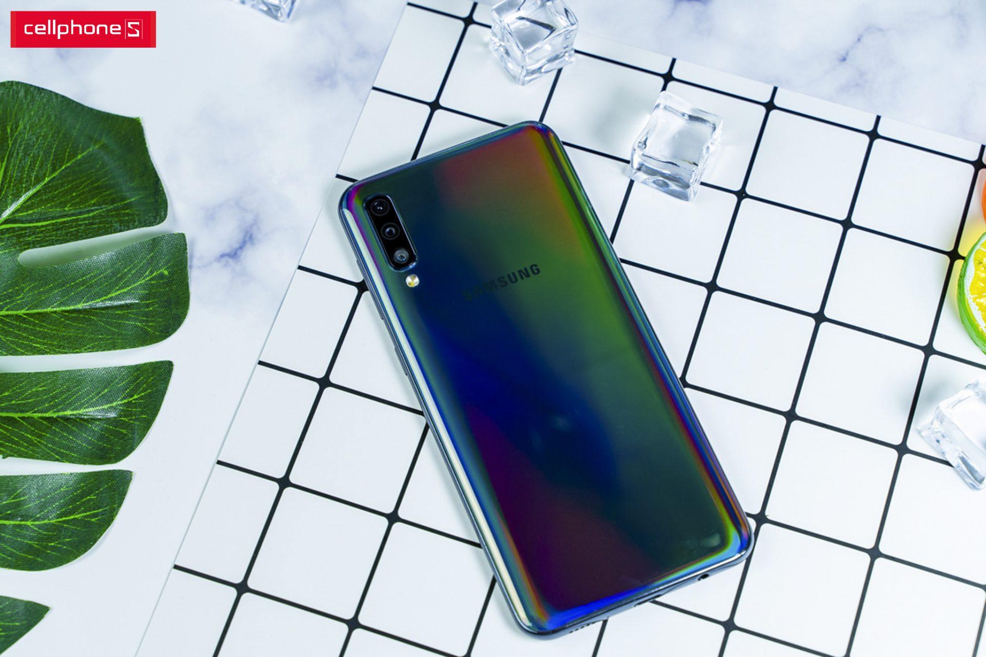 """Galaxy A50 – Smartphone mọi đột phá """"gây sốt"""" người dùng thời gian qua"""