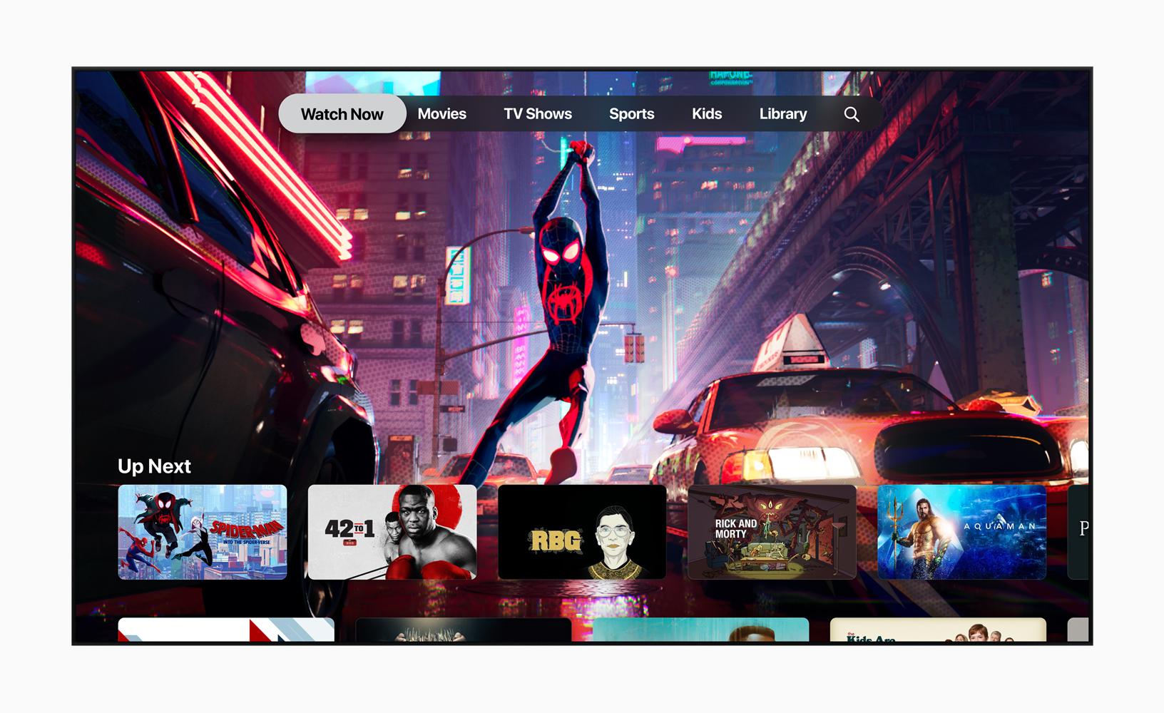 TV thông minh Samsung sẽ sớm có cập nhật Apple TV mới nhất đầu tiên