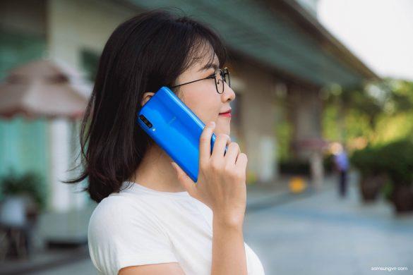 """Cận cảnh Galaxy A50 """"người bạn đồng hành"""" không thể thiếu cho giới trẻ"""