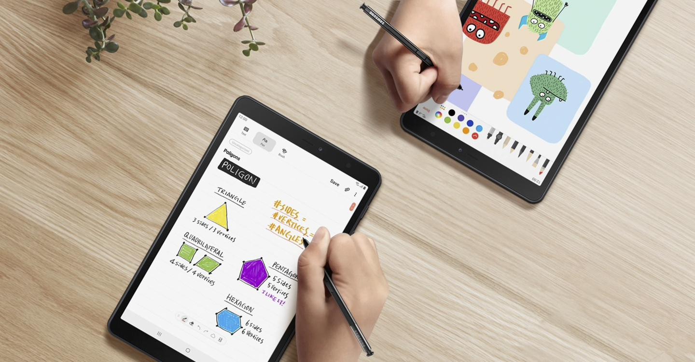 Galaxy Tab A Plus (2019) chính thức lộ diện: trang bị S Pen, kháng nước IP68, màn hình 8.0 inch …