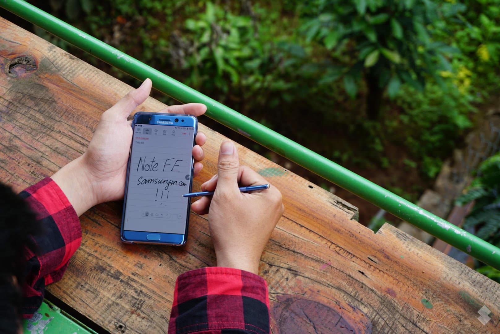 Samsung bắt đầu cập nhật Android 9 Pie (One UI) cho Galaxy Note FE [Đã có file Odin]
