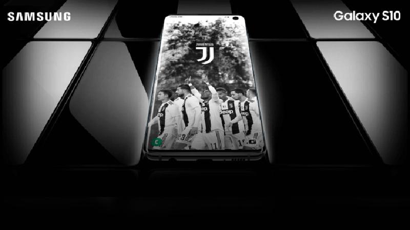 Samsung cùng CLB bóng đá nổi tiếng Juventus giới thiệu chiếc Galaxy S10 Juventus Special Edition