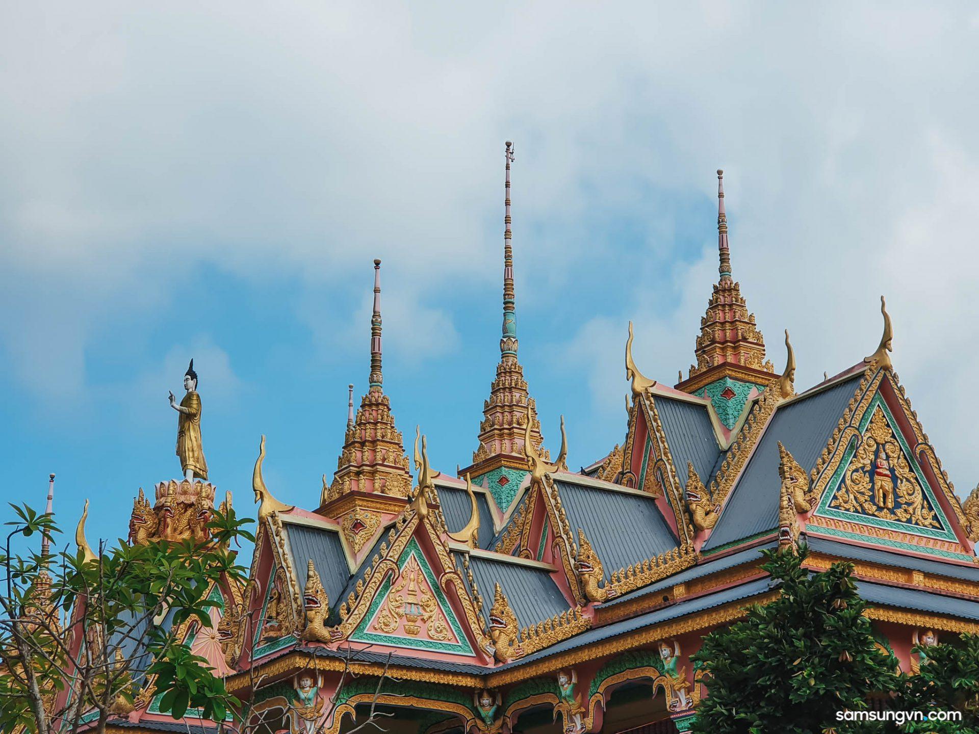 Phần 1 – Đắm mình trong nét kiến trúc Khmer độc đáo ở những ngôi chùa Sóc Trăng