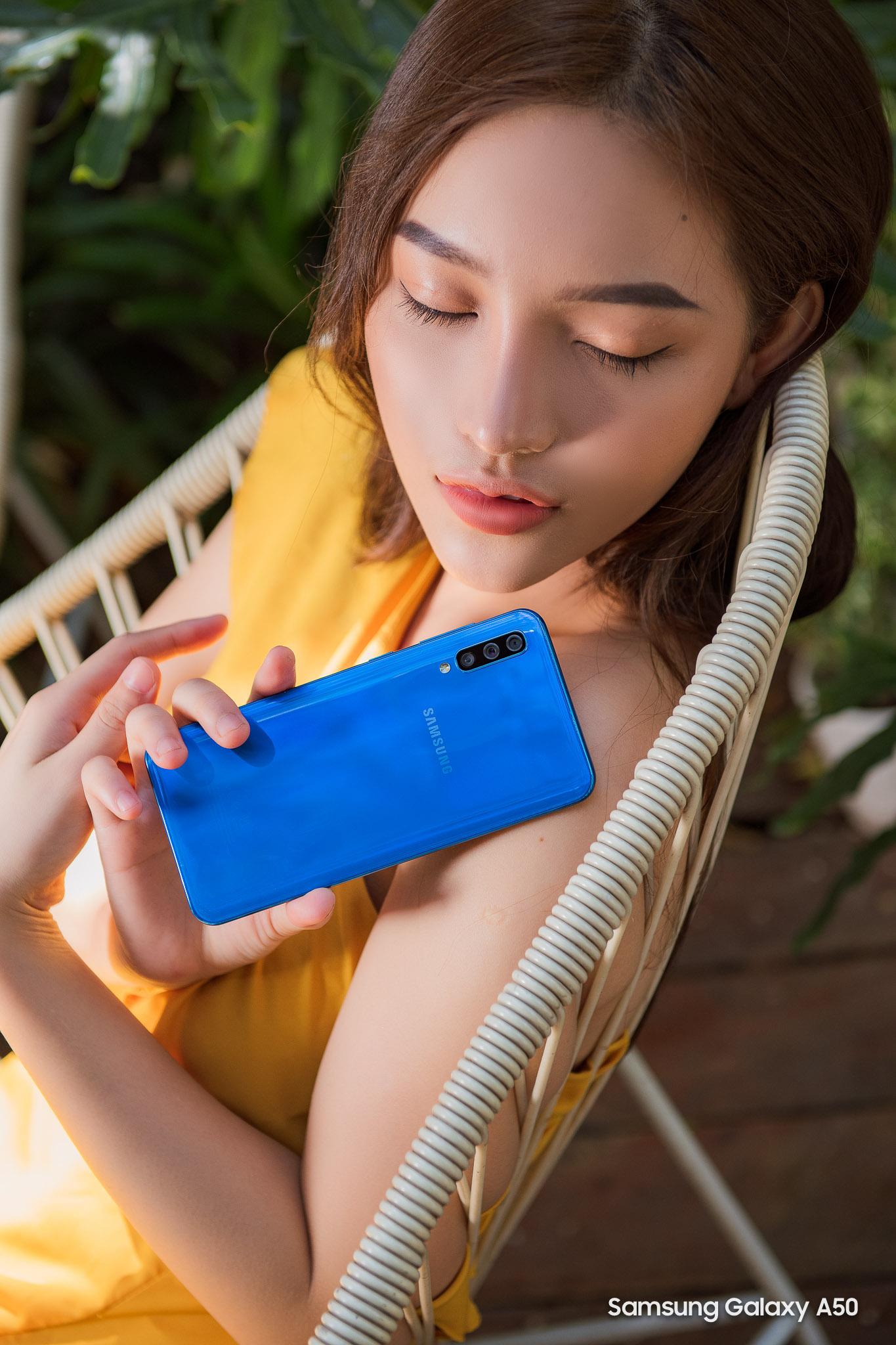 Duy nhất trong 1 ngày, Galaxy A50 giảm sốc tận 1.1 triệu tại CellphoneS